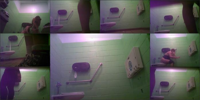Amatori tyalet USA BeachCabin Toilet SpyCam
