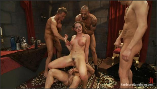 Kink.com- When you wish upon a porn Star: Chanel Preston s fairy tale cums true