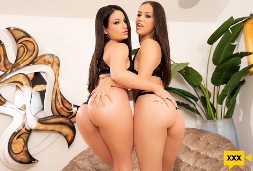 Jules Jordan - Alina Lopez & Kissa Sins