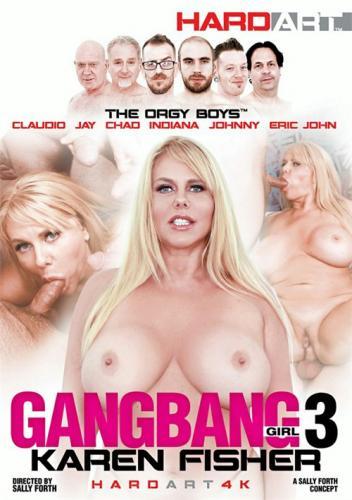 Gangbang Girl 3 Karen Fisher