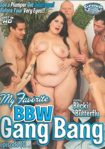 My Favorite BBW Gang Bang Ep  10