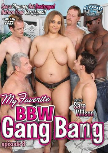 My Favorite BBW Gang Bang Ep  8
