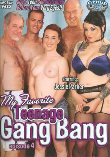 My Favorite Teenage Gang Bang Episode 4