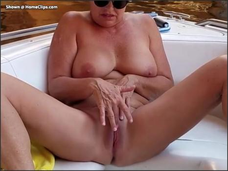Voyeurweb_com- Pussy Play Near Cathedral In The Desert