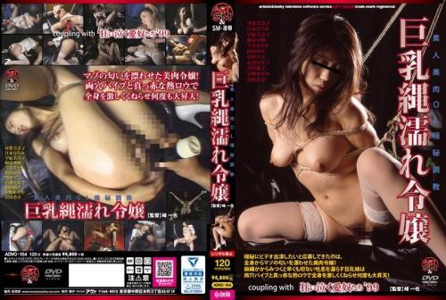 [ADVO-154] Kawai Minako 巨乳縄濡れ令嬢 縛り巨乳 Restraints ArtVideo SM