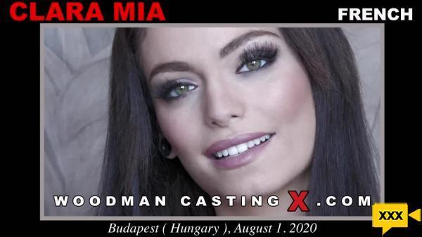 Woodman Casting X - Clara Mia